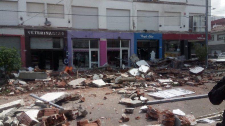 Tragedia en Punta Mogotes: las imágenes que enlutan a la ciudad