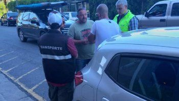 Secuestraron otro auto que prestaba servicio de Uber