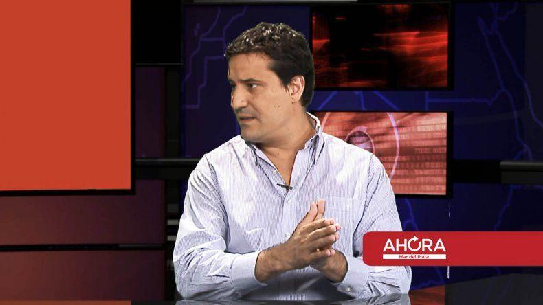 """Abad: """"Hace falta una política de Estado para que la ciudad se consolide como un polo educativo regional"""""""