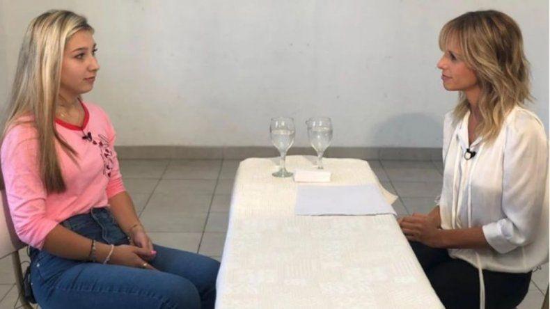 """Nahir Galarza: """"Me gustaría pedirle perdón a Fernando Pastorizzo"""""""