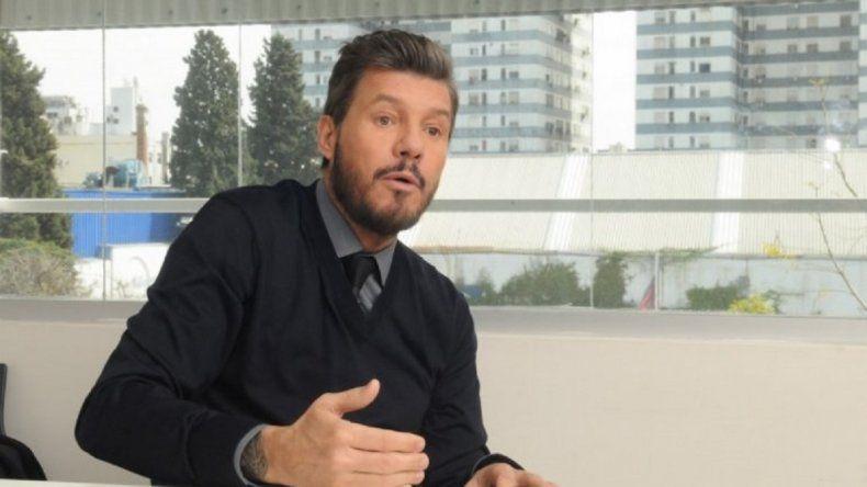 El descuido de Marcelo Tinelli que advirtieron sus fans en las redes