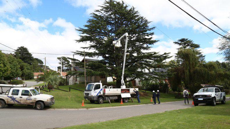 Cortes de energía eléctrica en Santa Clara y barrios Rivadavia y Don Bosco
