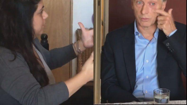 """Macri: """"Hemos tomado las medidas para darle un alivio a la gente"""""""