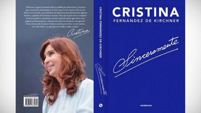 """El nuevo libro de CFK: """"Mauricio Macri es el caos"""""""