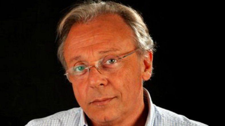 Murió el periodista Luis María Stanzione