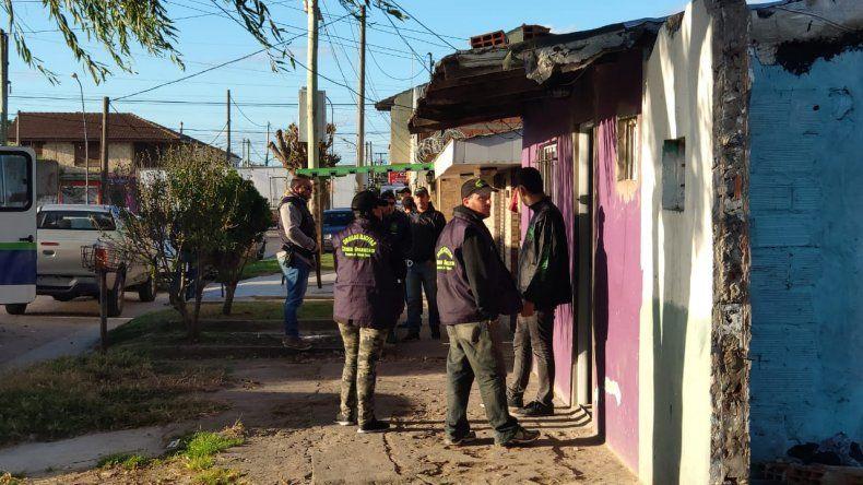 Cuatro detenidos por vender droga en un kiosco que usaban como pantalla