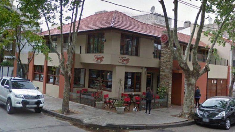 Video: así asaltan a clientes y personal de un café de Güemes