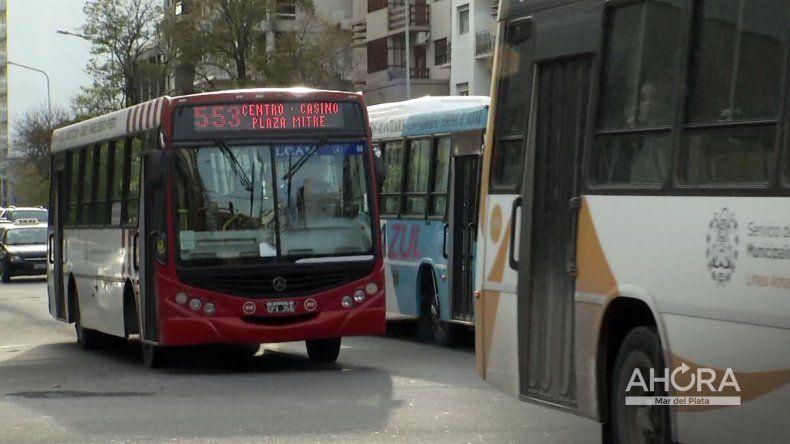 Multaron a empresas de transporte por un paro sorpresivo