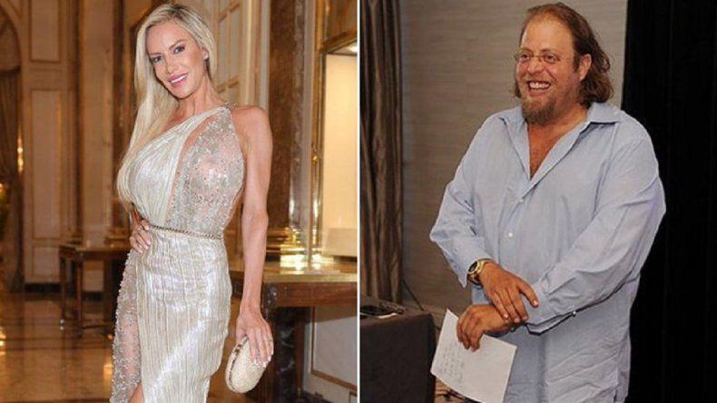Quién es Gil Dezer, el novio millonario de Luciana Salazar y amigo de Donald Trump