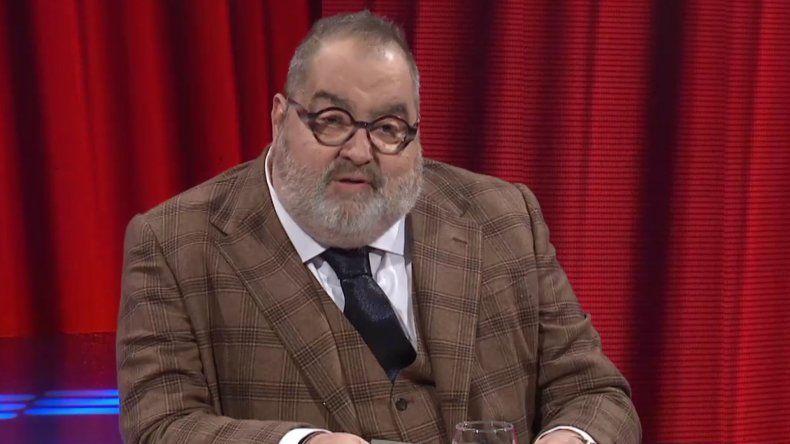 Jorge Lanata suspendió su programa de esta noche