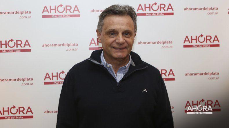 """Pulti volvió a pedir por una """"gran PASO"""" con Raverta y Ciano"""