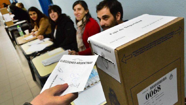 Domingo electoral: cuatro provincias van a las urnas