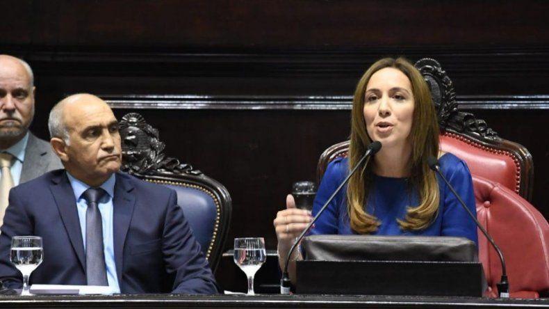 Vidal recorta gastos políticos para ahorrar 45 mil millones de pesos