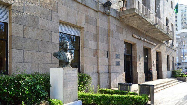 La Agencia de Recaudación Municipal atenderá de manera provisoria en el hall del palacio