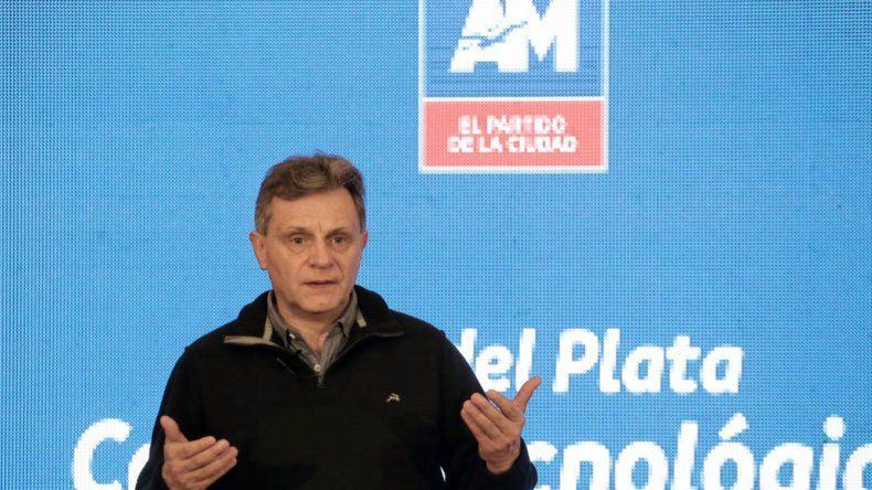 Una nueva encuesta ubica primero al ex intendente Gustavo Pulti