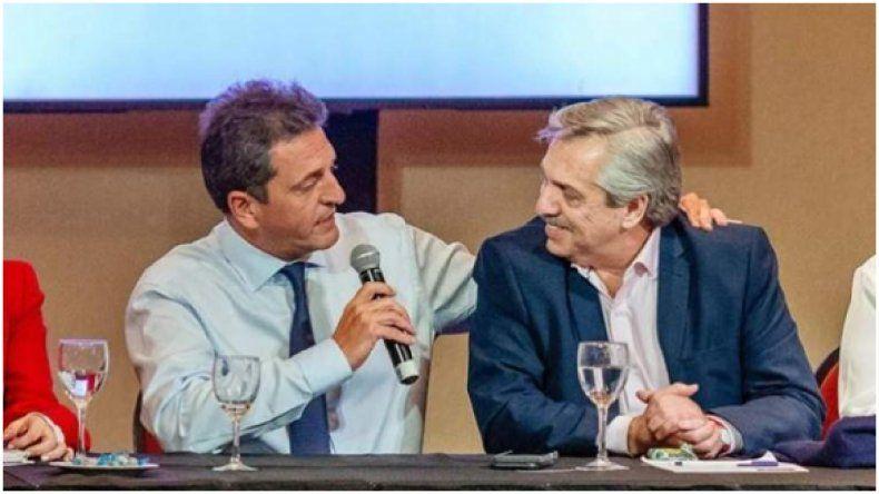 Alberto Fernández, Kicillof y Massa arrancan en Necochea la campaña para las PASO