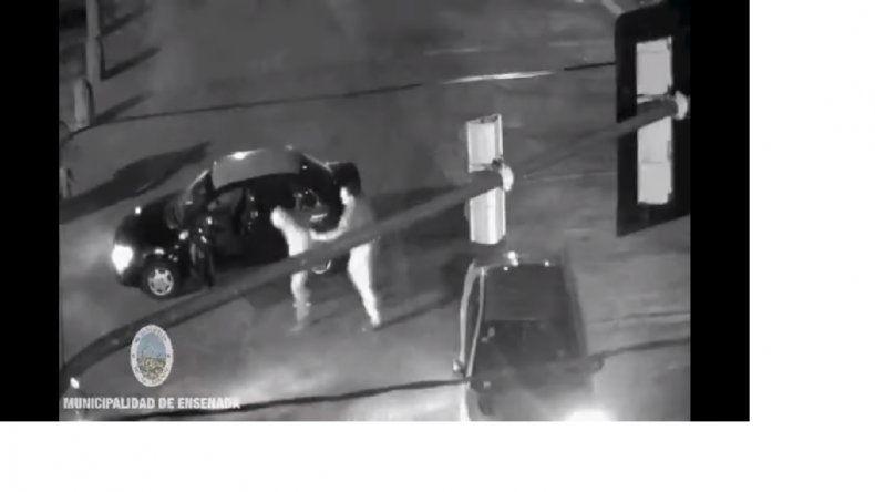 Murió el taxista golpeado por un conductor tras una discusión de tránsito