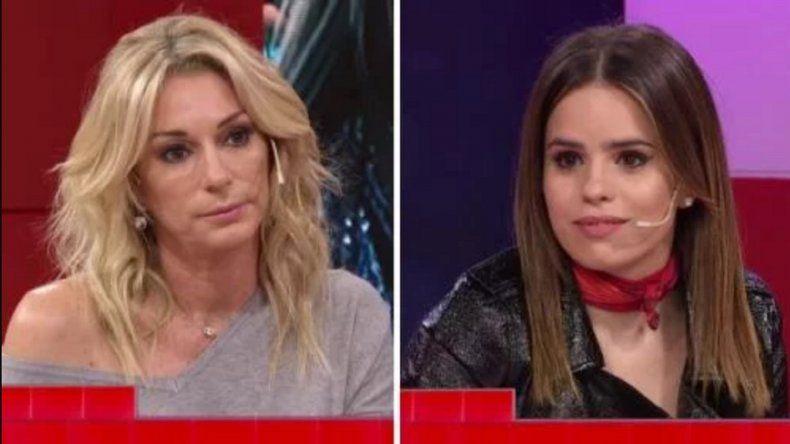 Fuerte cruce entre Yanina Latorre y Sofi Morandi por el supuesto romance con Julián Serrano