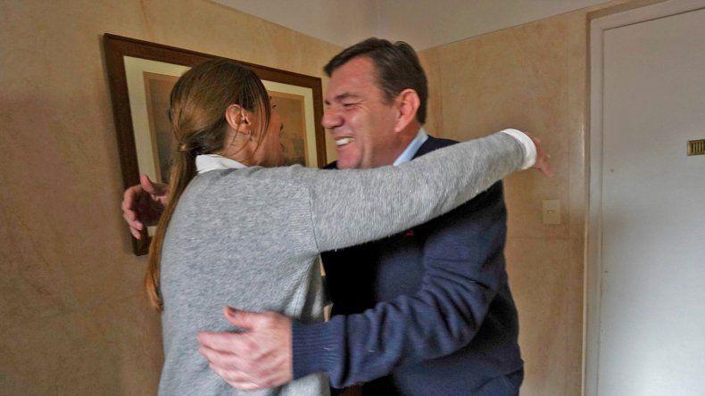 Montenegro respaldó a Vidal frente a las críticas de Arroyo