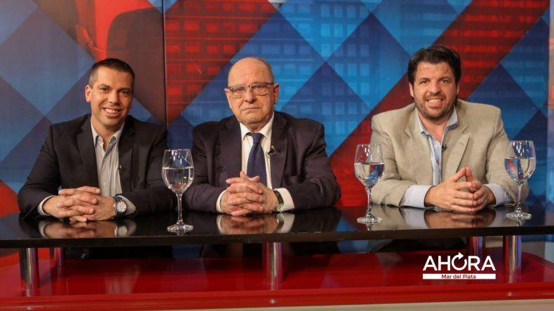 Las frases de Arroyo sobre Vidal, Montenegro y los empresarios con poder