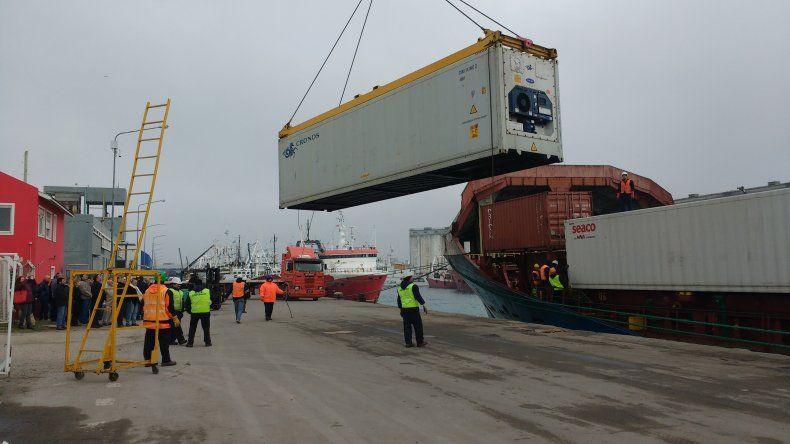 Operadores logísticos del puerto prevén aumentos en los costos para exportar