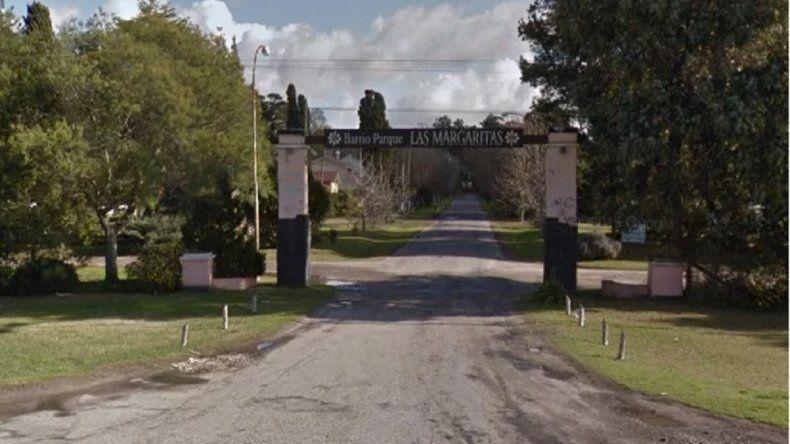 Delincuentes desvalijaron otra casa en el barrio Las Margaritas