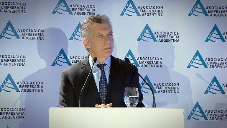 Macri: Son medidas que no nos gustan y que solo se justifican en la emergencia