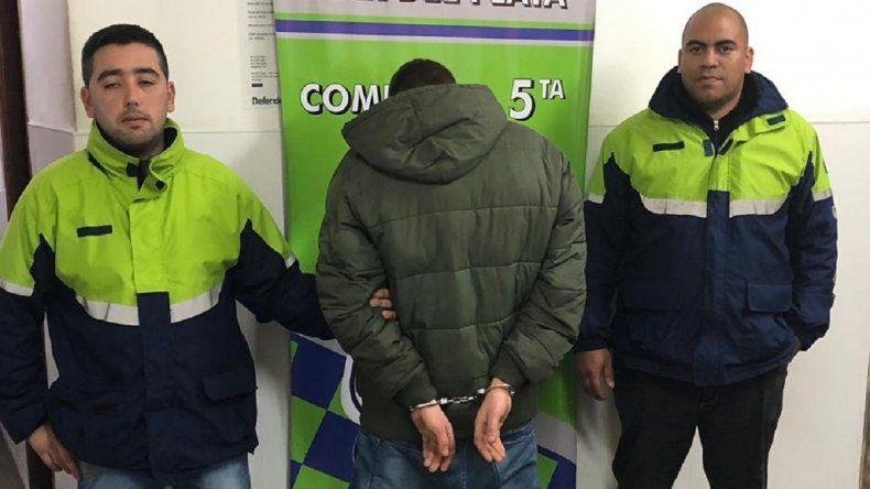Capturaron a un hombre  acusado de violar a un menor durante años