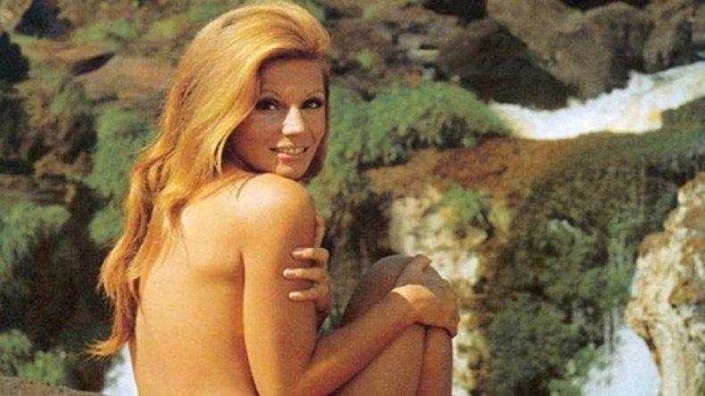 La foto de Susana Giménez desnuda que ella nunca antes había publicado