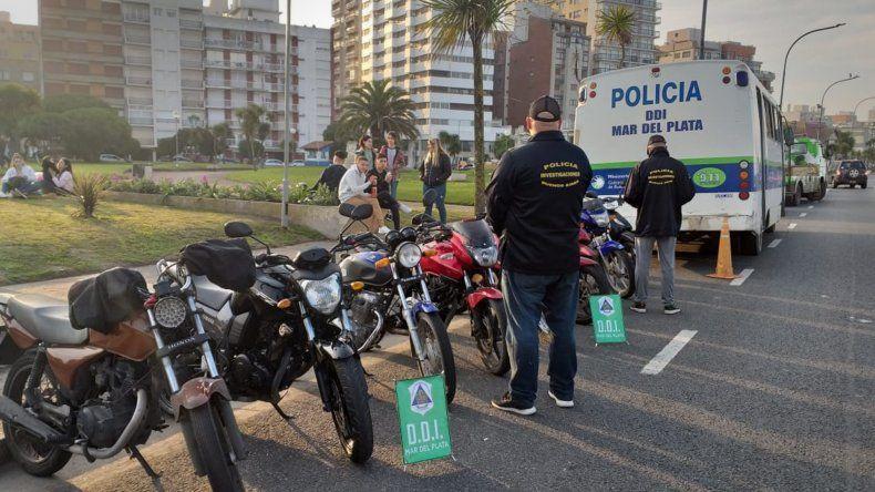 Buscan reducir los siniestros viales protagonizados por motociclistas
