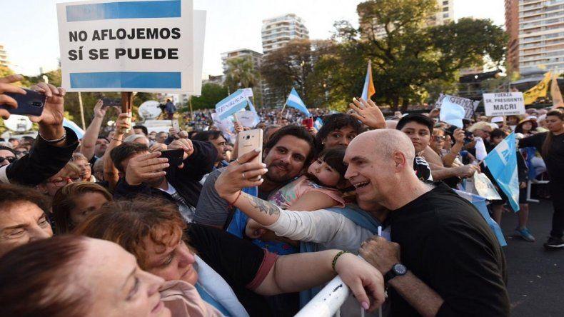 """Rodríguez Larreta: """"Sabemos que se puede porque ya lo hicimos en la Ciudad"""""""