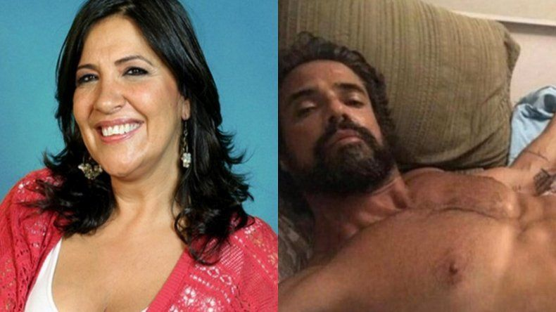 La ex de Luciano Castro, Elizabeth Vernaci, habló sobre las fotos íntimas del actor