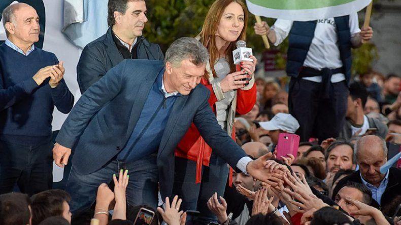 Mauricio Macri pidió más tiempo para gobernar y hacer reformas