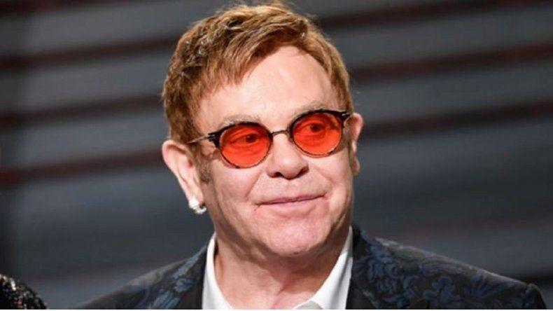 La dramática confesión de Elton John sobre su adicción a las drogas