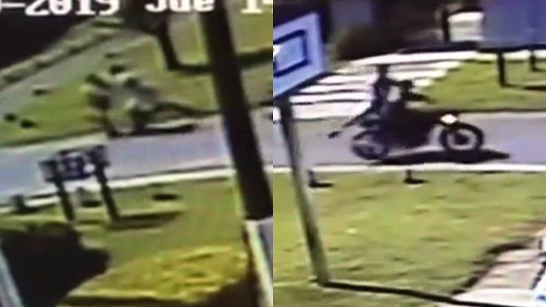 Video: la amenazaron con un arma y le robaron el celular en el barrio Constitución
