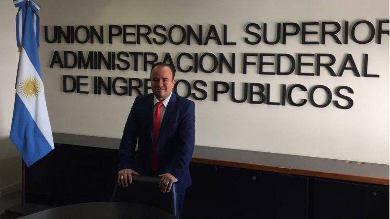 El personal jerárquico de AFIP se opone a la continuidad de Leandro Cuccioli