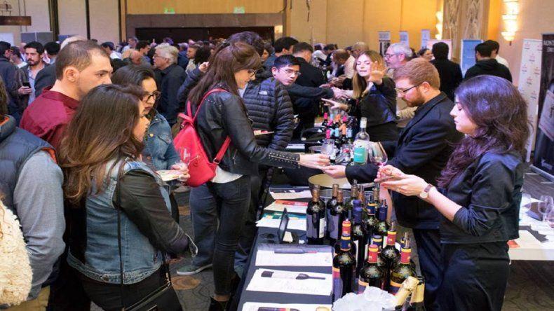 Realizan la octava edición de Expo Di Vino en Mar del Plata