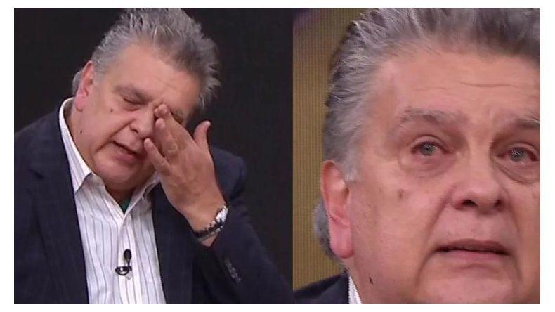 Luis Ventura reveló que sufre una dura enfermedad