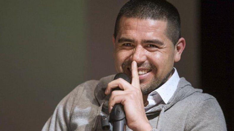 """Riquelme pidió la unidad y movilizó al """"Mundo Boca"""""""