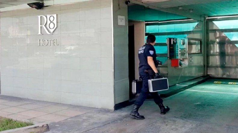 Revelan nuevos detalles del crimen de la mujer en el hotel alojamiento