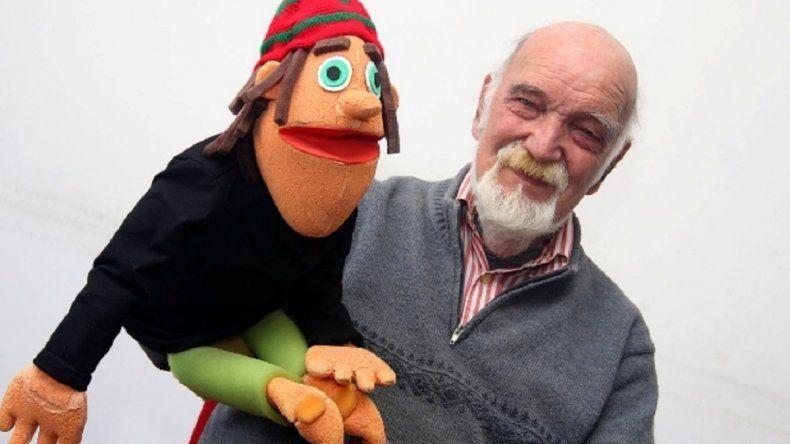 """Murió el titiritero """"Pepe"""" García"""