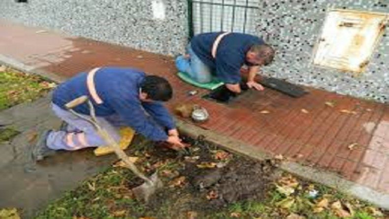 Advierten una seguidilla de robo de medidores de agua en la ciudad
