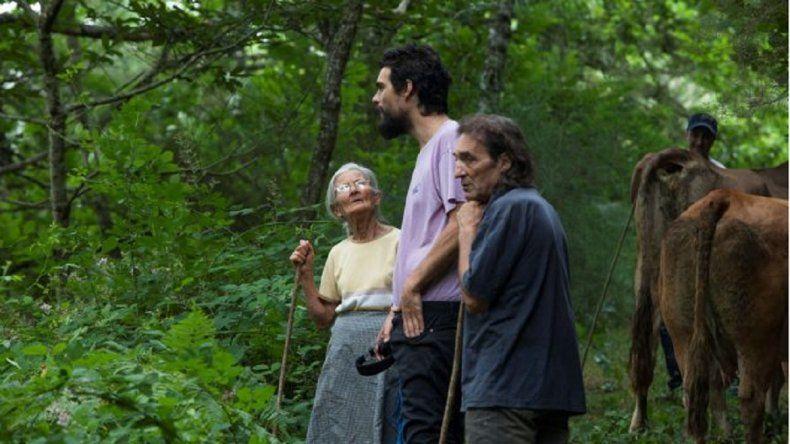 """El film español """"O que arde"""" ganó el Ástor de Oro en el Festival Internacional de Cine"""
