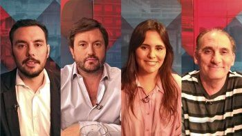 Estudio Político: periodistas analizaron los desafíos de la gestión de Guillermo Montenegro