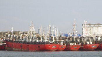 La pesca se paraliza desde este lunes por una medida de fuerza nacional del SOMU
