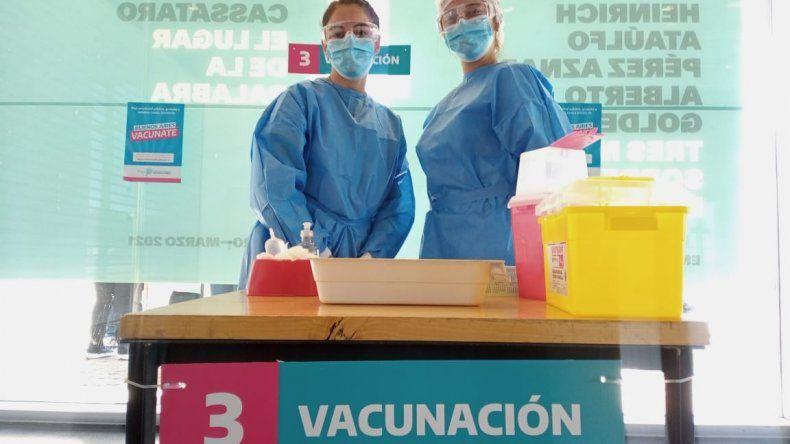 Llegaron otras 7200 vacunas a Mar del Plata y ya se aplicaron más de cien mil dosis