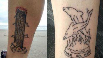 Fotógrafa marplatense busca tatuajes alusivos a la ciudad para un original proyecto artístico