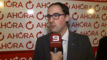 Presentaron la plataforma digital de noticias AHORA
