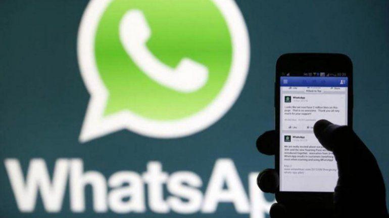 Falla internet en todo el mundo y WhatsApp funciona mal