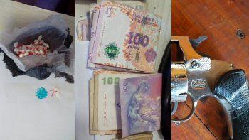 Tres detenidos por una causa de narcotráfico en Entre Ríos